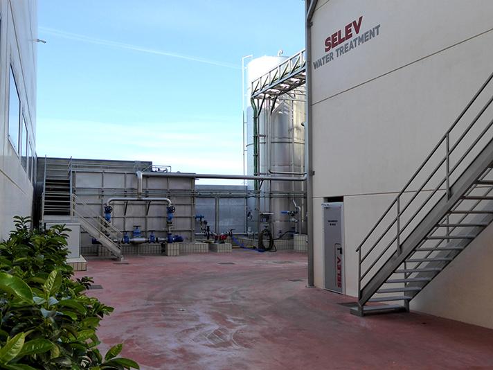 AEMA ha ampliado la capacidad de depuración de la EDAR de Selev Pet Industry