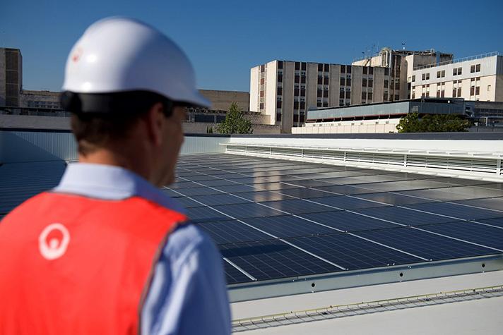 Veolia consiguió evitar la emisión de 177.000 toneladas de CO2 a la atmósfera en 2018