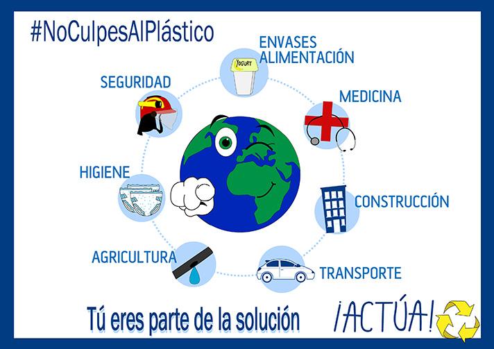 La industria de los plásticos sigue avanzando hacia la Economía Circular y una mayor eficiencia en el uso de los recursos