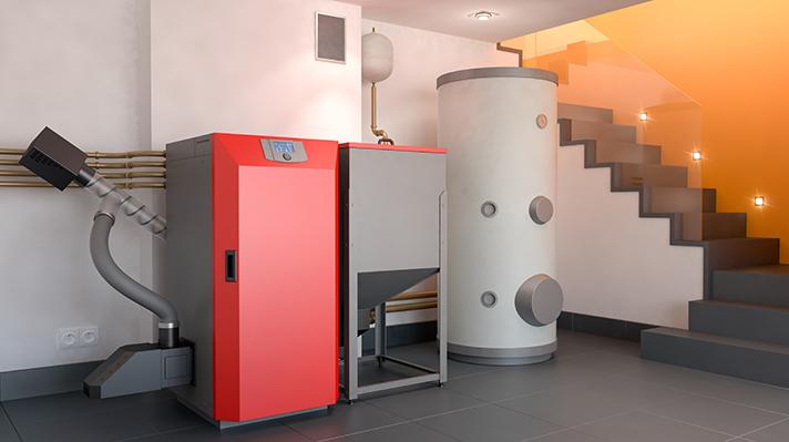 Al cierre de 2018 operaban en España 298.399 estufas y calderas alimentadas con biomasa
