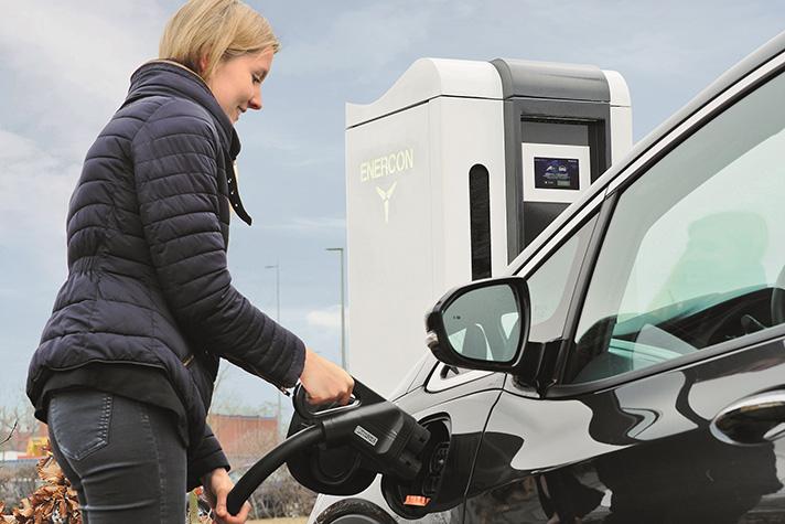 Soluciones para la movilidad eléctrica de Rittal