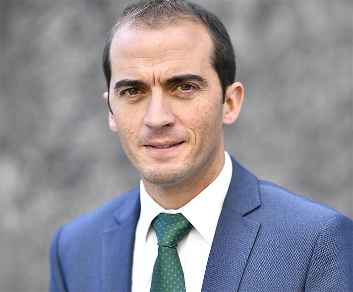 Iñigo Ansola, director general del Ente Vasco de la Energía (EVE)