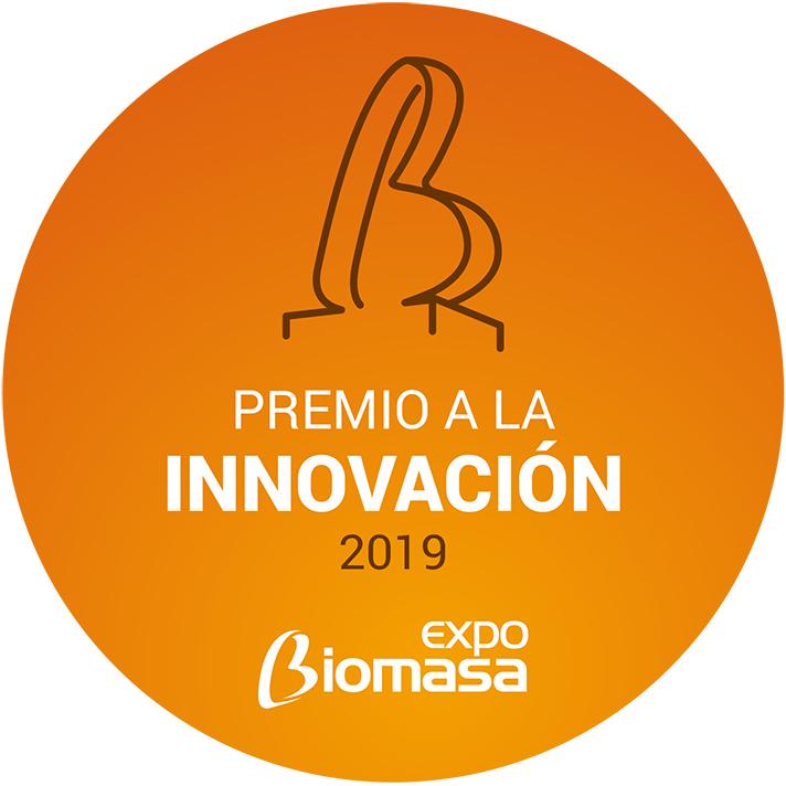 Expobiomasa concede el Premio a la Innovación 2019 a la compañía alemana Pallmann