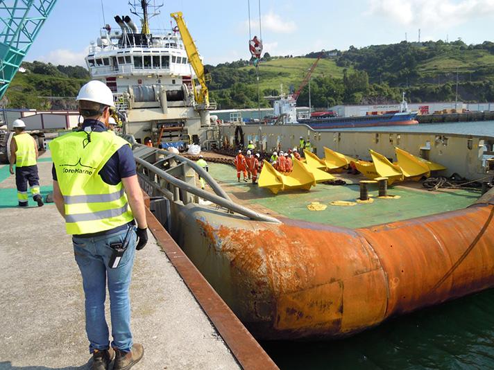 CoreMarine y CENER acuerdan colaborar en ingeniería eólica marina
