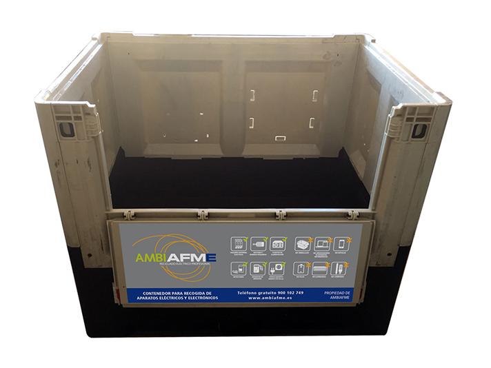 AMBIAFME cumple su primer año alcanzando 1.300 toneladas de residuos tratados