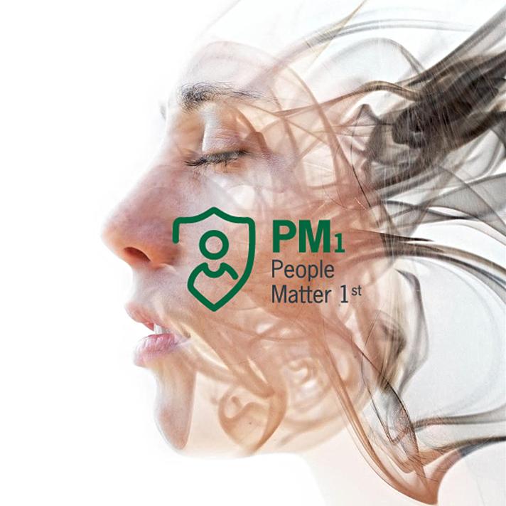 La campaña ''People Matter 1st'' está diseñada para ayudar a comprender los efectos sobre la salud de las partículas ultra finas en el aire