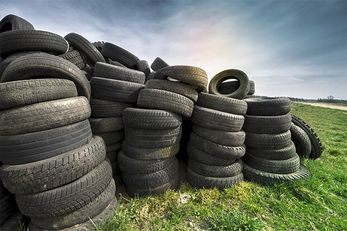 El Ministerio para la Transición Ecológica publica el nuevo proyecto sobre la gestión de neumáticos fuera de uso