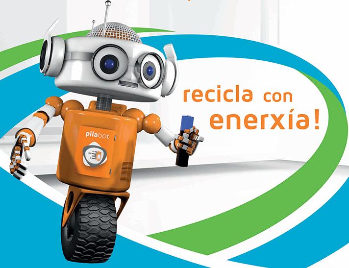 Xunta de Galicia, ERP, Ecopilas  y Ecolec promueven el reciclaje de pilas en una nueva edición del Concurso Pilabot