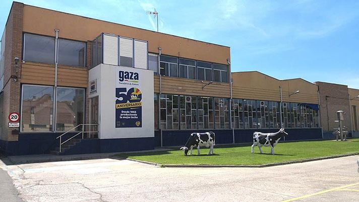 Leche Gaza confía en Veolia para construir y operar los servicios de energía, agua y residuos en su nueva fábrica en Coreses (Zamora)