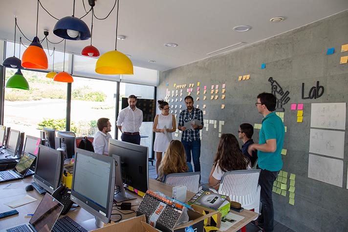 El centro de innovación de Ecoembes coopera con más de 200 colaboradores, como empresas, centros tecnológicos, start ups, universidades o administraciones públicas