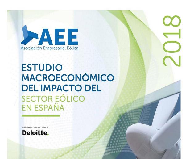 Se presenta una nueva edición del Estudio Macroeconómico del Impacto del Sector Eólico en España