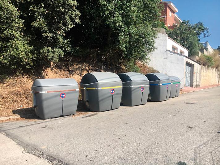 Tecnología de identificación al servicio de la recogida de residuos municipales