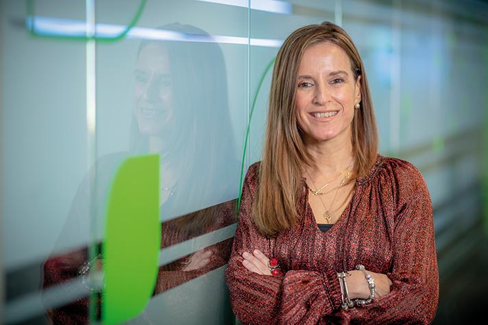 Rosa Trigo, Directora Técnica y de Innovación de Ecoembes