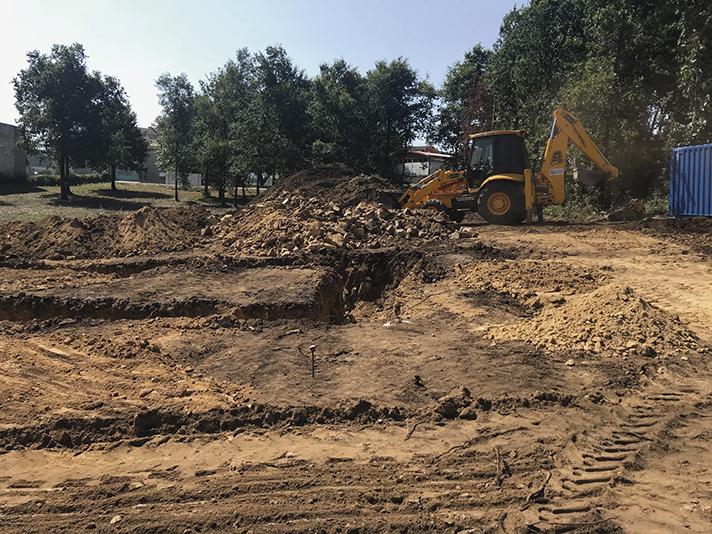 El Ayuntamiento de Silleda impulsa el uso de la biomasa a través de su red de calor