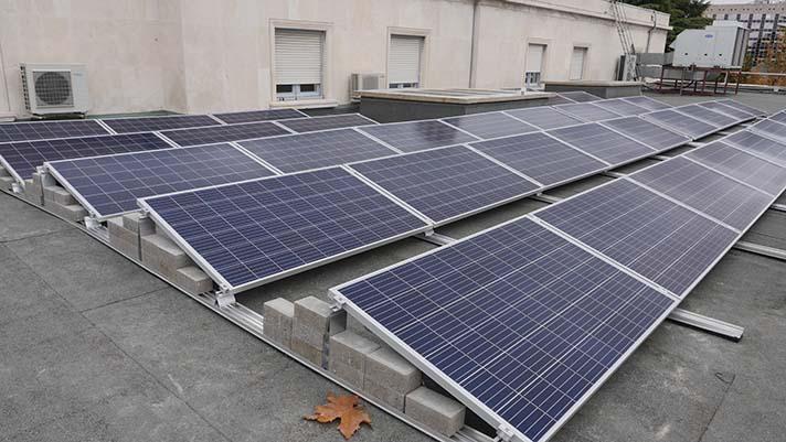 Powen permite a la Embajada de Francia ser más sostenible a través de la energía solar fotovoltaica