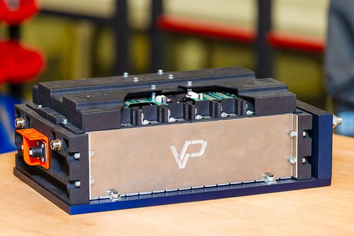 La tecnología de las baterías impulsará la electrificación de camiones