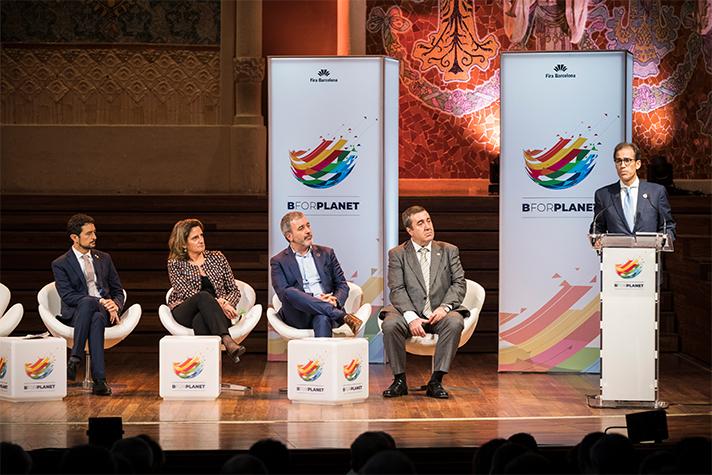 Fira de Barcelona crea el salón BforPlanet para impulsar los Objetivos de Desarrollo Sostenible