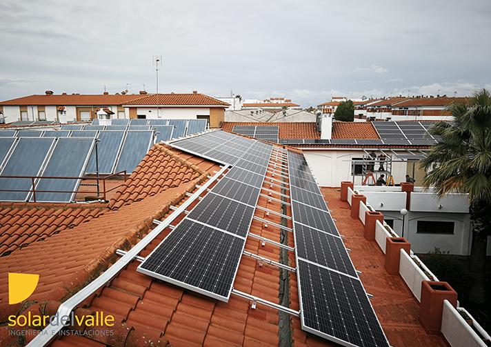 Equipos de Krannich Solar para autoconsumo fotovoltaico en una fundación que ayuda a las personas con diversidad intelectual