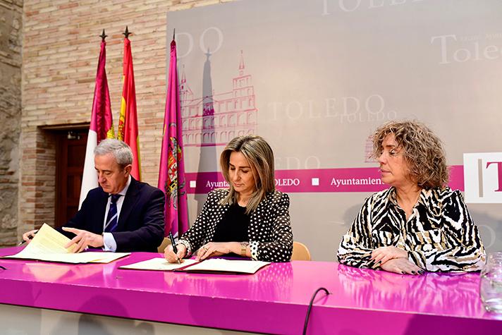 SIGAUS y el Ayuntamiento de Toledo, aliados en la lucha contra el cambio climático