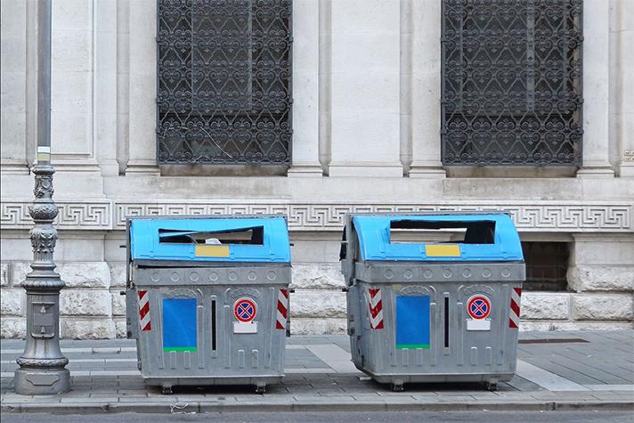 La gestión de residuos considerada actividad esencial