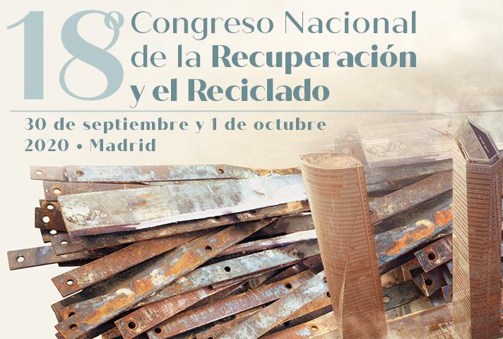 FER aplaza el 18º Congreso Nacional de la Recuperación y el Reciclado