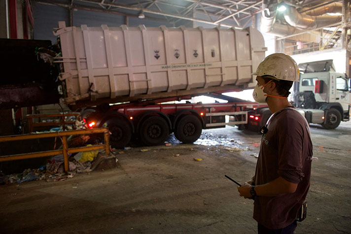 Los servicios que gestiona Veolia - agua, residuos, energía - son esenciales por lo que la compañía tiene un compromiso con la sociedad