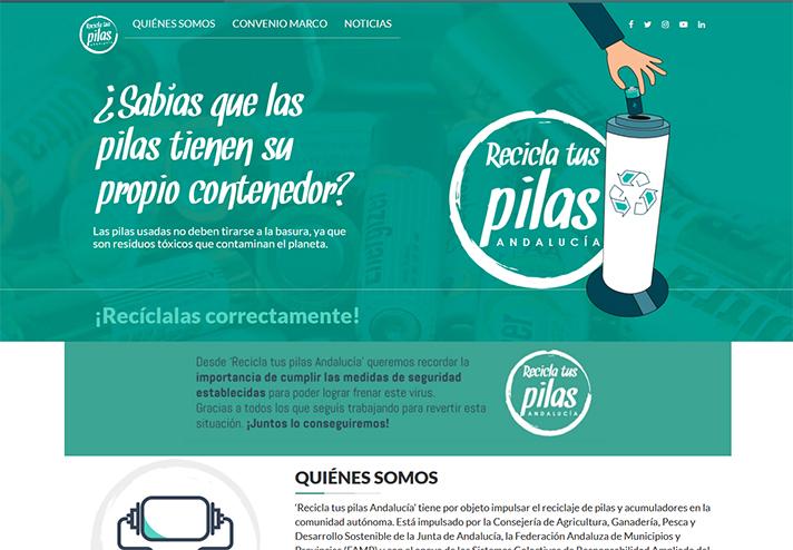 El Ayuntamiento granadino de Alhendín se suma al Convenio Marco para el reciclaje de pilas y acumuladores