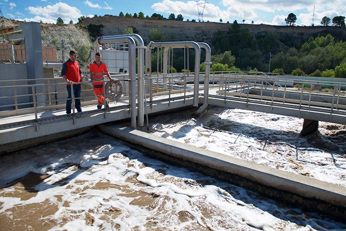 Veolia consiguió producir cerca de 30 millones de m3 de agua potable en España en 2019, un 33% más que el año anterior