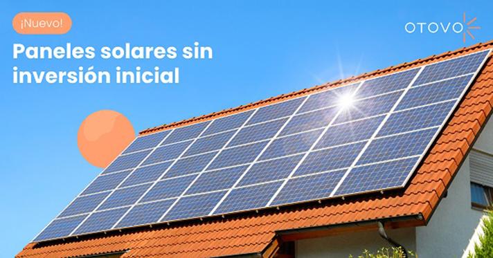 Otovo lanza Ahorro Solar, un nuevo servicio de alquiler de paneles solares sin necesidad de inversión