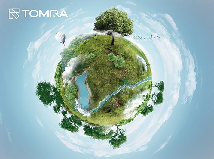 Tecnología TOMRA: cómo alcanzar una economía circular en la clasificación de minerales