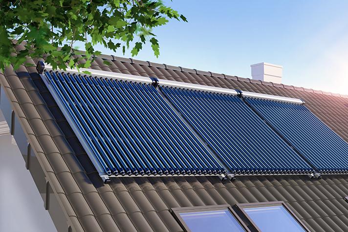 La energía solar térmica es parte de la solución para abordar la crisis climática