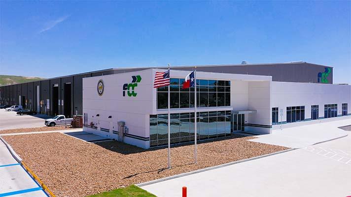 La Planta de Reciclaje de Residuos Sólidos Urbanos de FCC en Houston (Texas) premiada como la mejor instalación de reciclaje de los Estados Unidos
