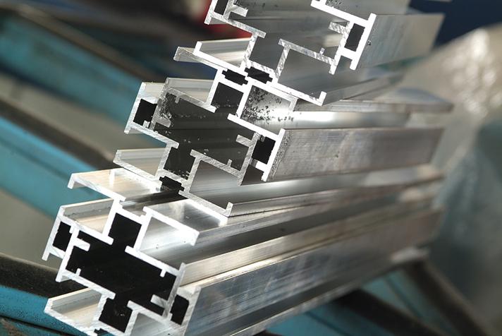 El aluminio es un metal infinitamente reciclable