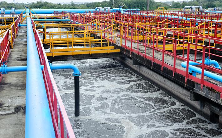 La actividad de depuración de aguas generó un negocio de 1.270 millones de euros en 2019