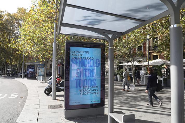 Madrid pone en marcha una campaña para concienciar sobre la limpieza y el reciclaje de los residuos