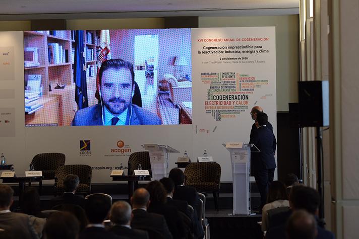 La cogeneración confirma su eficacia como apoyo a la competitividad de la industria calorintensiva en la crisis Covid,  y reclama la atención urgente del Gobierno
