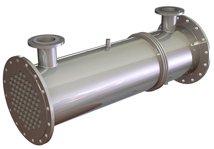 HRS Exchangers maximiza el potencial de los gases de escape
