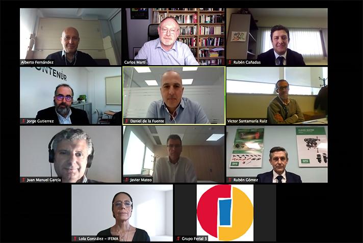 El contenedor del futuro y su papel en la economía circular, a debate en el Laboratorio del Foro de las Ciudades de Madrid