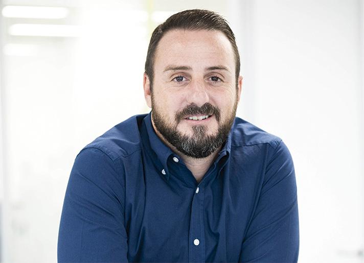 David Horcajada, Director de Marketing y Comunicación de AMBILAMP