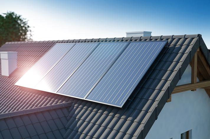 Estudio de la huella de carbono de la energía solar térmica