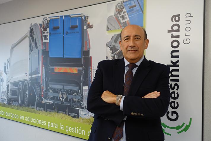 José Antonio González, Director Gerente de Geesinknorba