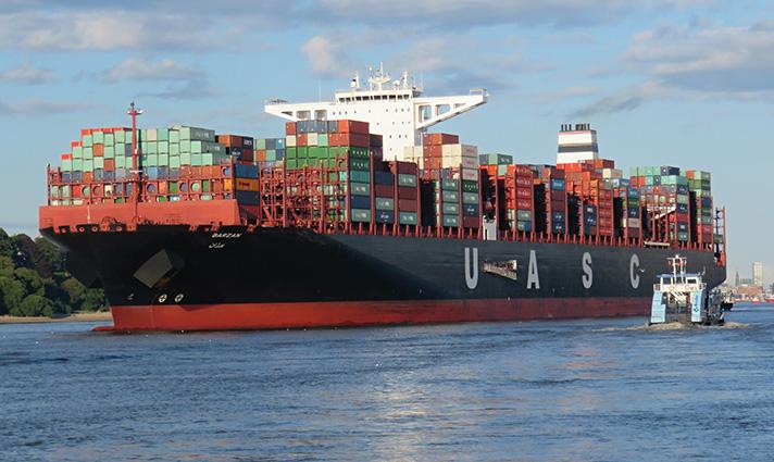 Calidad del aire, un factor que mejora la gestión y la imagen de un puerto marítimo