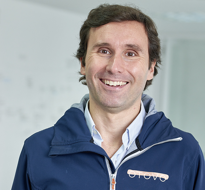 Iñigo Amoribieta, CEO de Otovo España