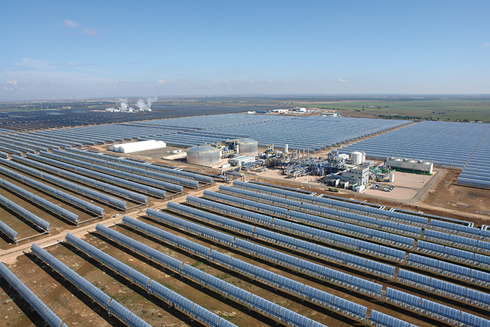 La energía termosolar se afianza en el mercado energético