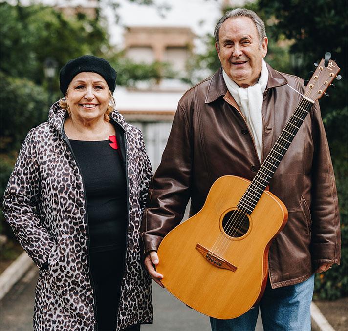 Un coro de personas de entre 75 y 92 años promovido por Ecovidrio y la Fundación SVSC alza su voz en Navidad en defensa del medioambiente
