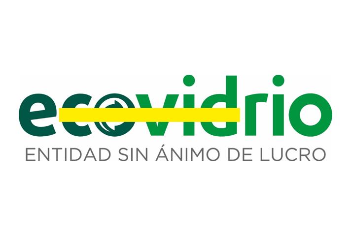 Ecovidrio inicia 2021 haciendo desaparecer la Covid de su logo