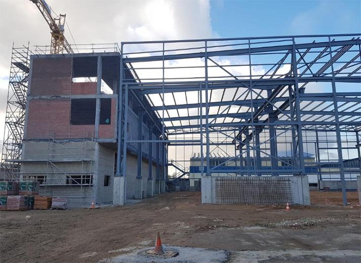 Geesinknorba Spain ultima sus nuevas instalaciones en Alcalá de Henares (Madrid)