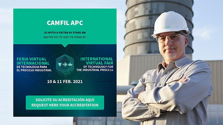 Camfil APC participa en Polusólidos 2021