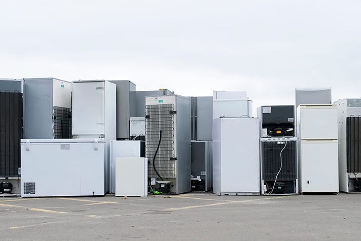 En 2020 la cantidad de residuos de aparatos eléctricos y electrónicos gestionado a través de flujos propios (fabricantes, distribuidores y EELL) aumentó en 1,5 millones de kilogramos