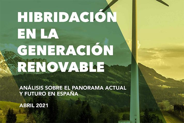 """APPA Renovables ha presentado el informe de Everis """"Hibridación en la Generación Renovable"""""""